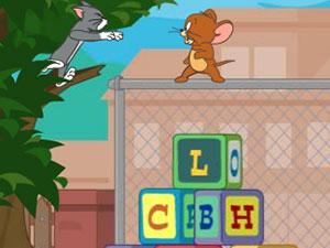 猫和老鼠幼儿园闯关2