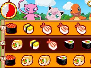 神奇宝贝寿司店
