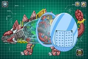 機械甲龍扭蛋