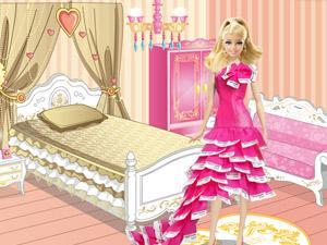 芭比娃娃和她的房间