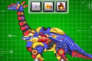 机械长颈龙