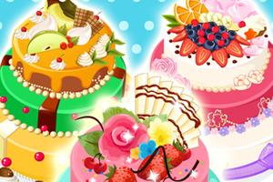 夏日盛會蛋糕